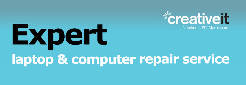 Laptop repair services South West London